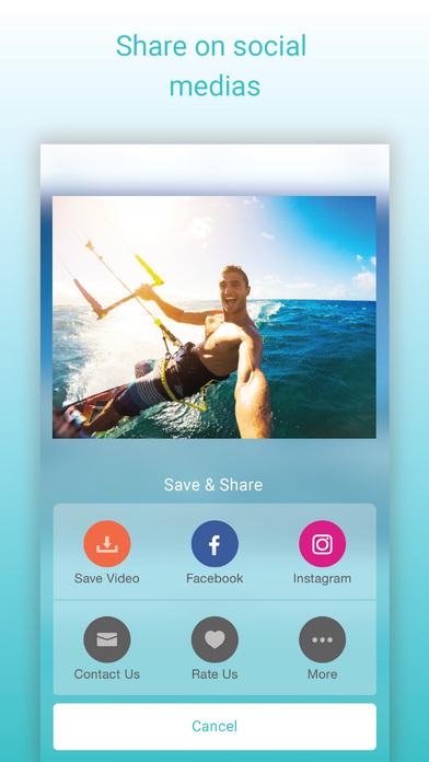 تطبيق SlideShow Maker Studio لمونتاج فيديو من ألبوم صورك - احترافي ومجاني