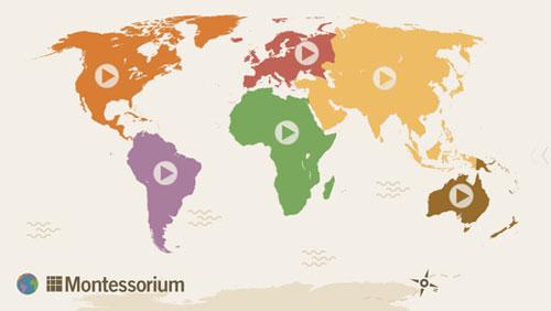 تطبيق Intro to Geography التعليمي المميز