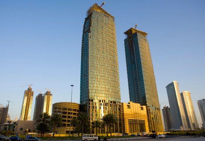 Doha City Center Expansion