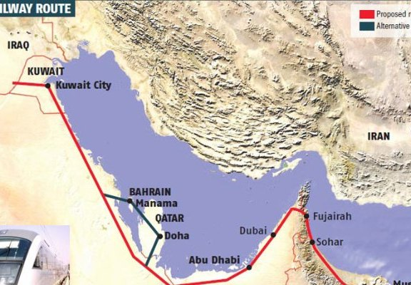 Kuwait wins municipal nod for GCC rail work