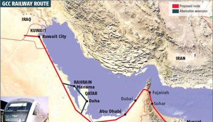 Kuwait wins municipal nod for GCC rail work