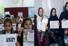 أطفال سوريون يستلمون شهاداتهم المدرسية مع زملائهم الأتراك في الولايات التركية 7