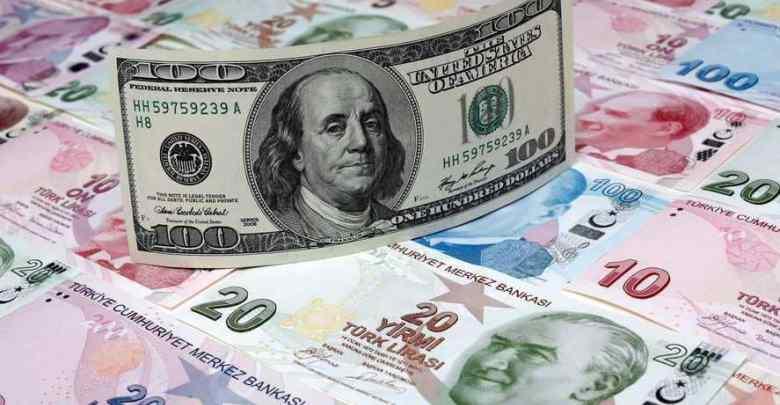 أسعار صرف العملات الرئيسية مقابل الليرة التركية 1