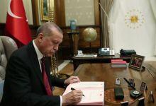 أول مرسوم يصدره أردوغان عقب تنصيبه رئيسا 7