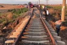مشاهد لعمليات إنقاذ ركاب القطار المنكوب في تركيا 6