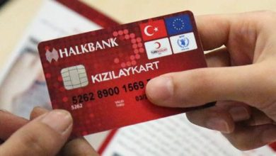 127 مليون يورو يقدمها الاتحاد الأوربي دعماً لحاملي بطاقة الهلال الأحمر في تركيا 12