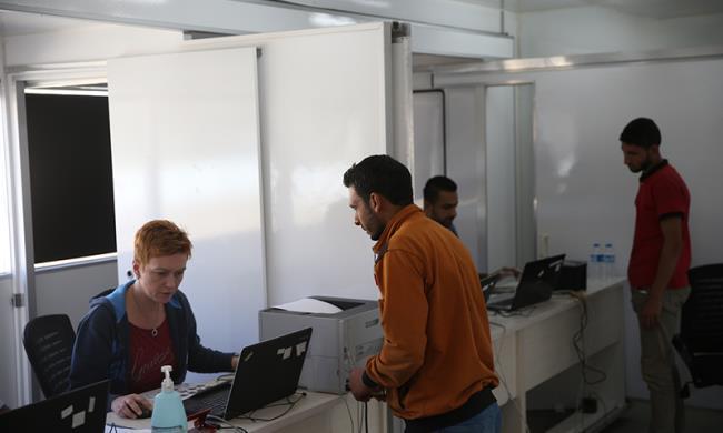 عودة 1279 لاجئاً سورياً إلى بلادهم خلال شهر نيسان الماضي 1