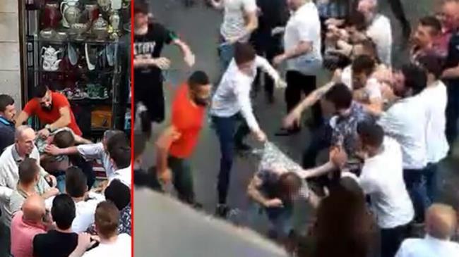 شاب يتحرش بفتاة في طربزون والمواطنون يوسعونه ضرباً 1