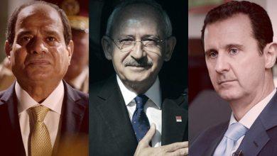 كليجدار أوغلو يدعو للتعاون مع بشار الأسد 2