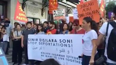 حملة تواقيع بأحد الأحياء التركية: لا تأخذوا منا جيراننا السوريين 3