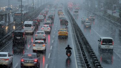 Photo of تحذير لسكان ولاية  إسطنبول : عاصفة قوية تستمر 3 أيام