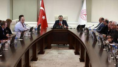 Photo of قررت اللجنة العلمية لفيروس كورونا عقد اجتماعاً مصيرياً في تركيا