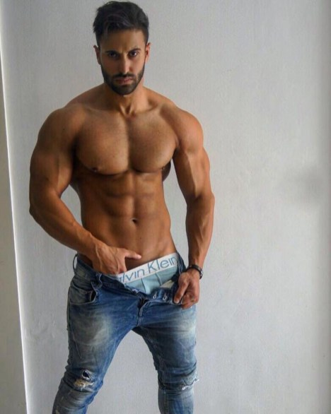 arabe muscle 100