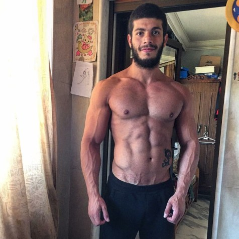 arabe muscle 67