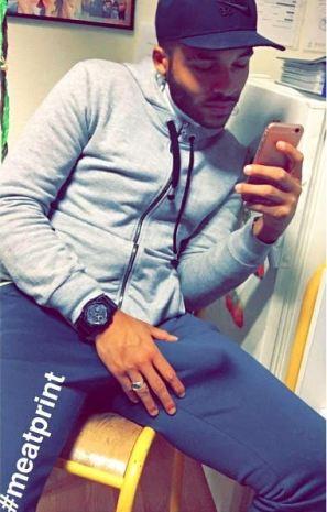 selfie beau gosse beur arabe 25