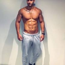 arabe muscle 00033