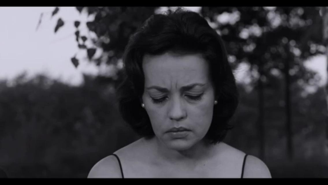 Jeanne Moreau in La notte di M. Antonioni, 1961
