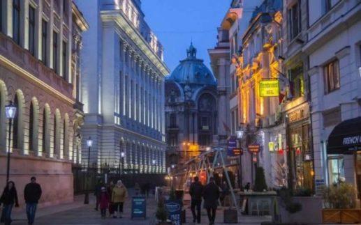 بوخارست رومانيا
