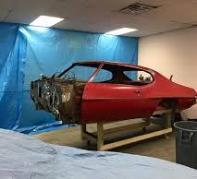 car restoration expert