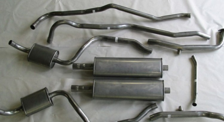 Silver Muffler and its tubes