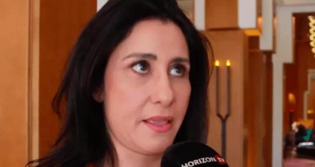 الفنانة المغربية أسماء الخمليشي