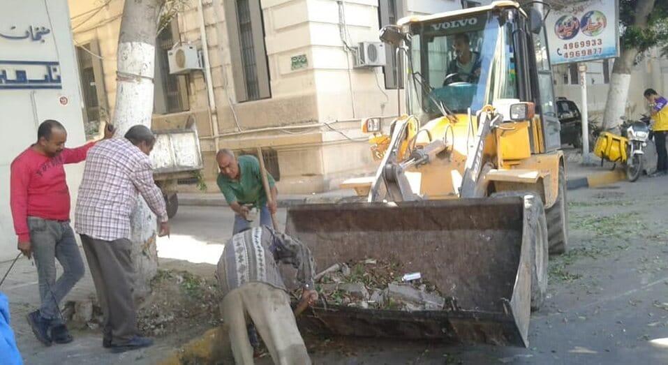 حي وسط الإسكندرية