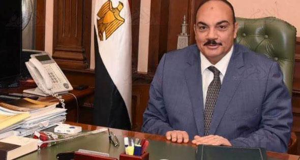 رضا فرحات محافظة الإسكندرية