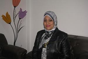 الأستاذة منال المغربي