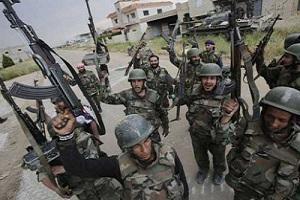 الجيش سوريا
