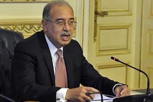 شريف اسماعيل رئيس وزراء مصر