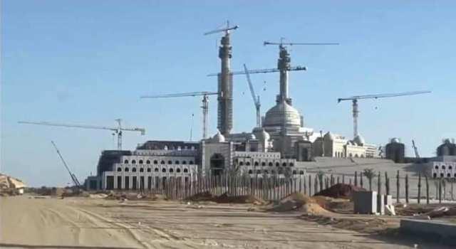 مسجد مصر الكبير