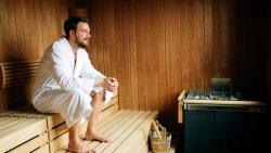 حمامات الساونا وفوائدها
