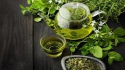 الفوائد الصحية لشاي الأخضر على الريق