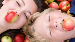 فوائد اكل التفاح لصحة الانسان