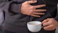 القهوة اضرارها على المعدة