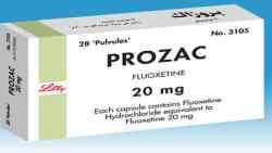 دواعي استعمال دواء بروزاك