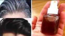 علاج الشعر الأبيض المبكر نهائيا