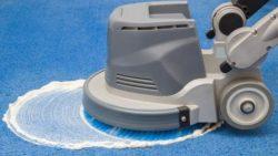 كيفية تنظيف السجاد بدون غسيل