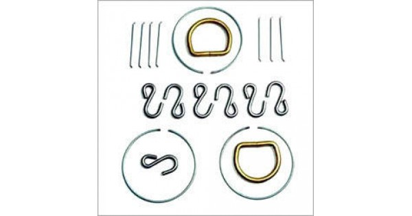 Stainless Steel Wire form Springs Diameter Wire 0.1mm Upto
