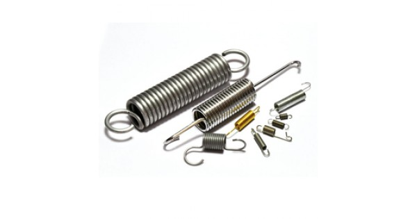 Extension springs high quality steel springs available in