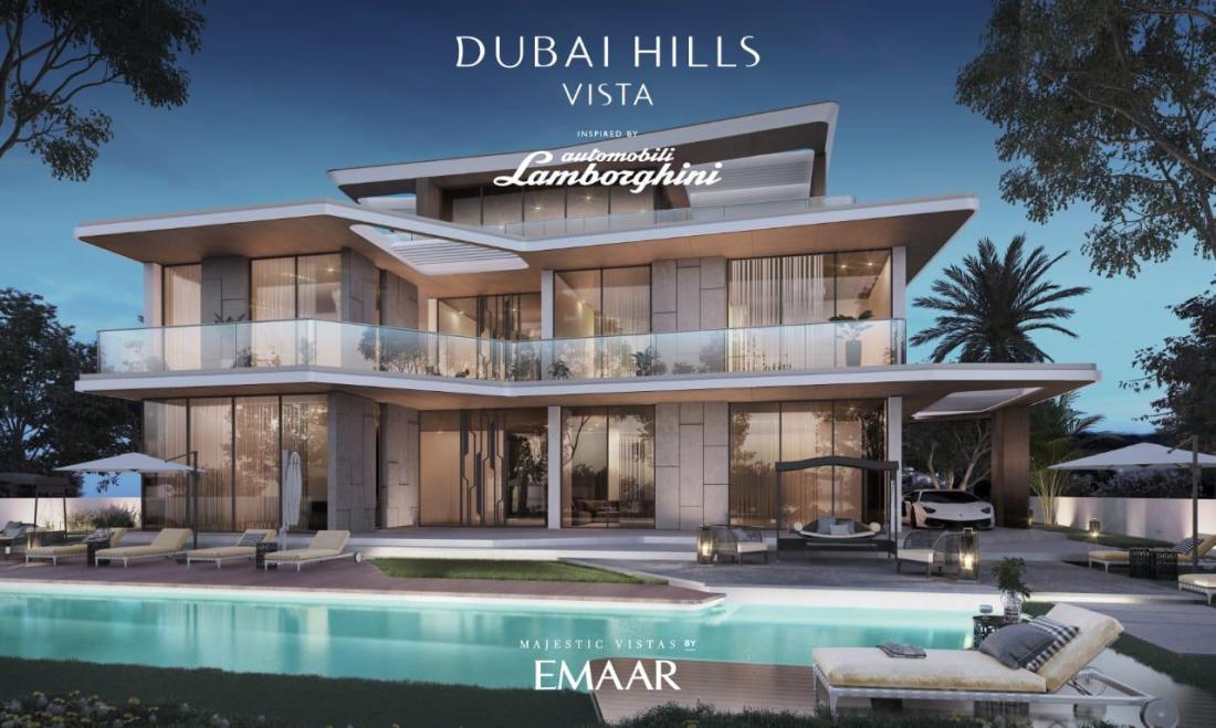 Emaar teams up with supercar maker Lamborghini to offer luxury Dubai villas