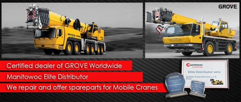 Grove Crane Spare Parts Dubai | Reviewmotors co