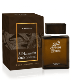 Al Haramain Oudh Patchouli Spray 100ml