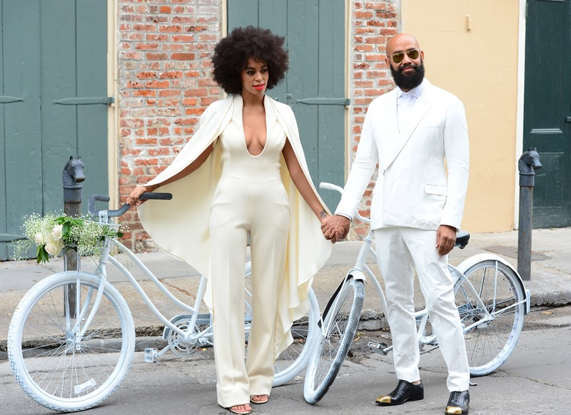 Solange Knowles And Alan Ferguson39s Wedding Arabia Weddings