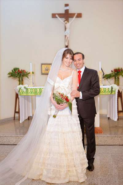 Anabella Hilal And Nader Saab39s Wedding Arabia Weddings