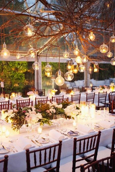 A NatureThemed Wedding  Arabia Weddings