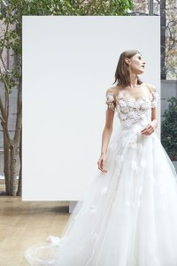 The Beautiful 2018 Spring Wedding Dresses by Oscar de La ...
