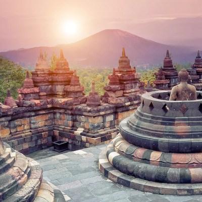 Koffiedrinken en cultuur snuiven in Indonesië
