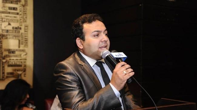 الباحث المصري كريم كمال، أحد أقارب كيتي
