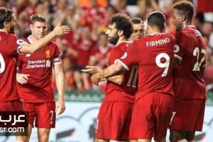 مباراة ليفربول وهيدير سفيلد تاون فى الدورى الانجليزى | شبكة عرب مصر